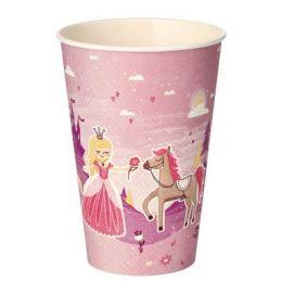 PAPSTAR Papp-Trinkbecher Fairytale Princess, 0,2 l