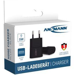 ANSMANN USB-Ladegerät Home Charger HC105, USB-Kupplung