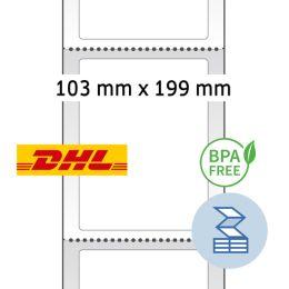 HERMA Thermodirekt-Versandetiketten, 103 x 199 mm