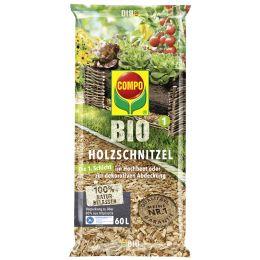COMPO BIO Holzschnitzel, 60 Liter