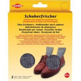 KLEIBER Schuh-/Textilerfrischer, grau