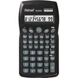 Rebell Schulrechner SC2030, schwarz