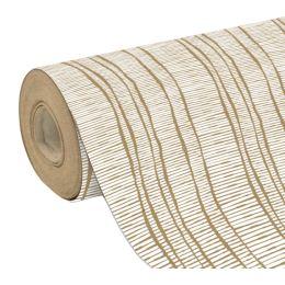 Clairefontaine Geschenkpapier Streifen, Secare-Rolle