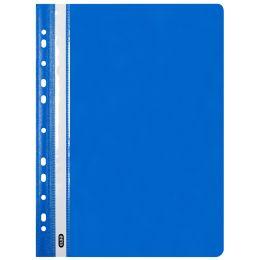 Oxford Abheft-Schnellhefter, DIN A4, PP, blau