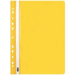 Oxford Abheft-Schnellhefter, DIN A4, PP, gelb