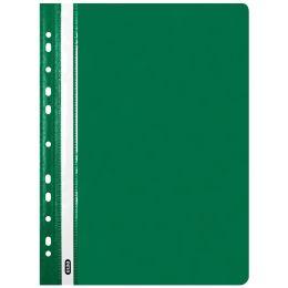Oxford Abheft-Schnellhefter, DIN A4, PP, grün
