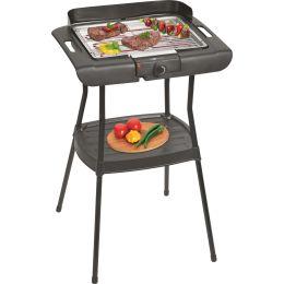 CLATRONIC Barbecue-Standgrill BQS 3508, schwarz