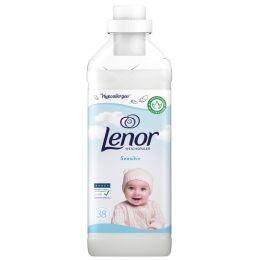 Lenor Weichspüler Sensitiv, Flasche, 950 ml
