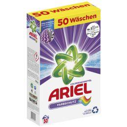 ARIEL Compact Waschpulver Color, 50 WL, 3,25 kg