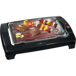 CLATRONIC Barbecue-Tischgrill BQ 2977 N, schwarz