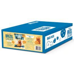 HELLMA Brezel Cracker, im Portionsbeutel à 35 g