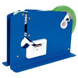 agipa Beutelschließer, bis 12 mm Breite, blau