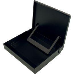 helit Zettelkasten the note box, DIN A7, schwarz