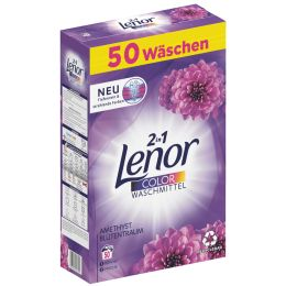 Lenor Color-Waschpulver Aprilfrisch, 1,235 kg, 19 WL