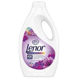 Lenor Flüssig-Waschmittel Amethyst Blütentraum, 1,375L, 25WL