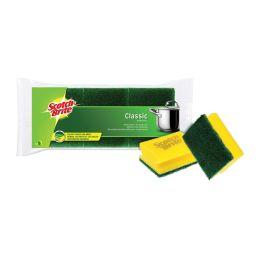 Scotch-Brite Topfreiniger Classic, 4er Pack