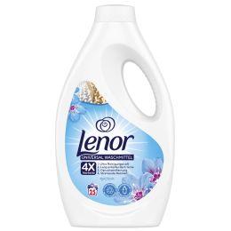Lenor Flüssig-Waschmittel Aprilfrisch, 1,375 L, 25 WL