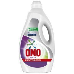 OMO Professional Flüssig-Waschmittel Colour, 71 WL, 5 Liter