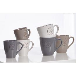 Ritzenhoff & Breker Kaffeebecher SNAIL, 0,36 l
