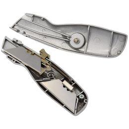 WEDO Safety-Cutter ALU, Trapezklinge, silber