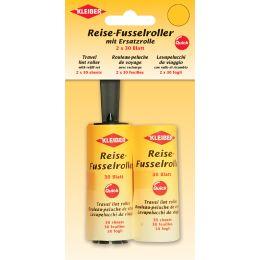 KLEIBER Reise-Fusselroller-Set Mini