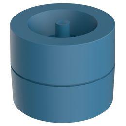 MAUL Klammernspender MAULpro, rund, atlantic blue