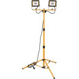 brennenstuhl Doppel-Stativ LED-Strahler JARO 4050 T, 2x