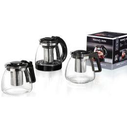 Ritzenhoff & Breker Teekanne TEATIME, aus Glas, 0,9 l