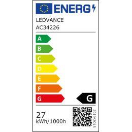 OSRAM Kompaktleuchtstofflampe DULUX D/E, 13 Watt, G24q-1