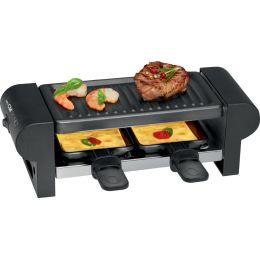 CLATRONIC Raclette-Grill RG 3592, schwarz