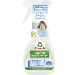 Frosch Küchen-Hygienereiniger, 300 ml Sprühflasche
