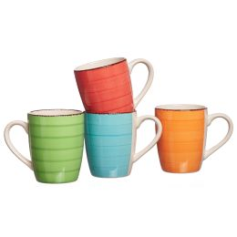 Ritzenhoff & Breker Kaffeebecher Go, Keramik, 0,38 L
