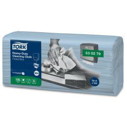 TORK Allzweck-Reinigungstücher, 415 x 355 mm, blau