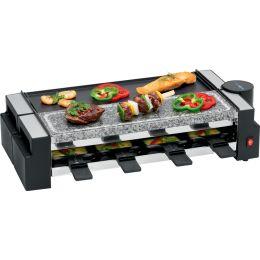 CLATRONIC Raclette-Grill RG 3678, mit heißem Stein
