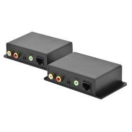 DIGITUS Audio Signalverstärker über Kat.5, bis 600 m