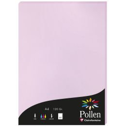 Pollen by Clairefontaine Papier DIN A4, flieder