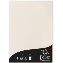 Pollen by Clairefontaine Papier DIN A4, hellgrau