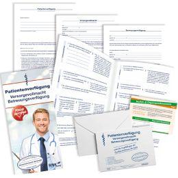 RNK Verlag Vordruck Patientenverfügung, im Thekendisplay