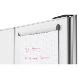 magnetoplan Papier-Klemmleiste, magnethaftend, (B)700 mm