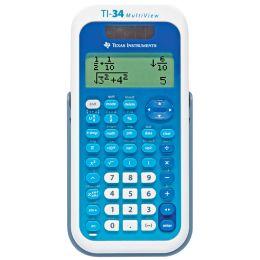 TEXAS INSTRUMENTS Schulrechner TI-34 Multiview