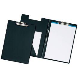 ELBA Schreibmappe Bantex, DIN A4, schwarz