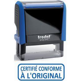 trodat Textstempelautomat X-Print 4912 CERTIFIE CONFORME A