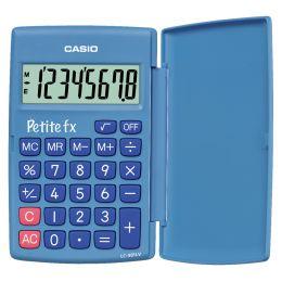 CASIO Taschenrechner LC-401 LV-BU Petite fx