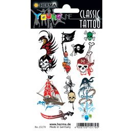 HERMA CLASSIC Tattoo Colour Pirats