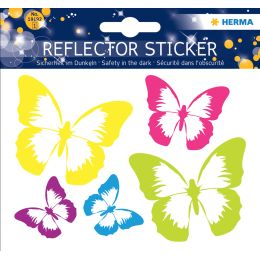 HERMA Reflektorsticker Schmetterling