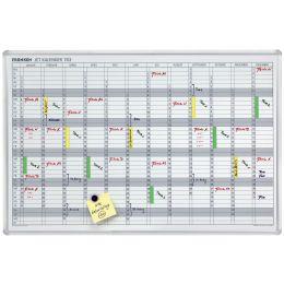 FRANKEN Datumstreifen für Planungstafel JK703, transparent