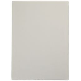 HETZEL Sichttasche, DIN A4, PVC, genarbt, 0,19 mm