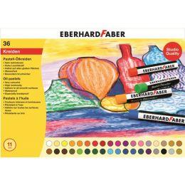 EBERHARD FABER Ölpastellkreide, 36er Kartonetui