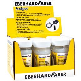 EBERHARD FABER Glanzlack Sculpey, 30 ml im Gläschen