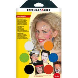 EBERHARD FABER Schminkfarben-Set Musical, 6 Farben